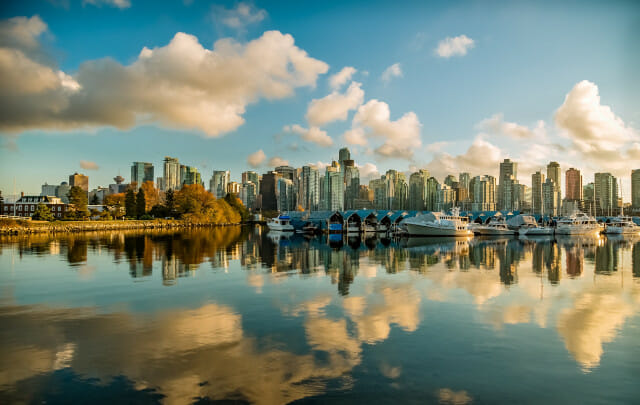 Vancouver Photo by Mike Benna, Unsplash