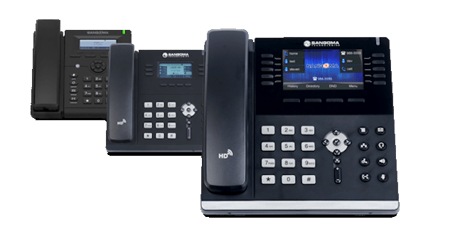 Sangoma s-series-phones
